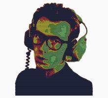 Elvis Costello T-Shirt by greenrasta