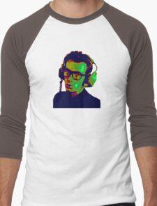 Elvis Costello T-Shirt Men's Baseball ¾ T-Shirt