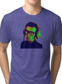 Elvis Costello T-Shirt Tri-blend T-Shirt