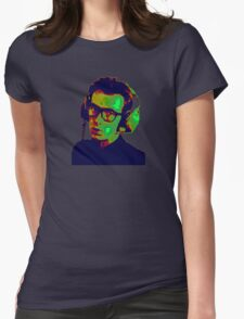 Elvis Costello T-Shirt Womens Fitted T-Shirt