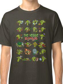 The Veggie Zombie Classic T-Shirt