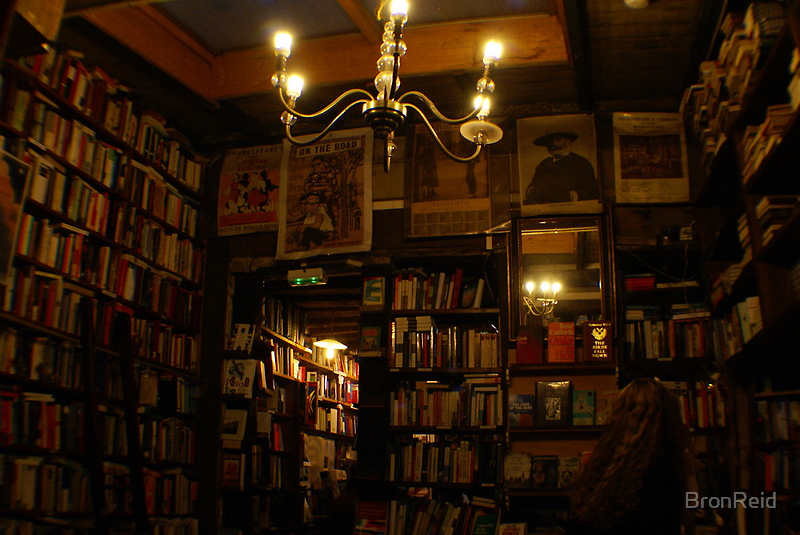 Finding the Shakespeare Bookshop, Paris by BronReid