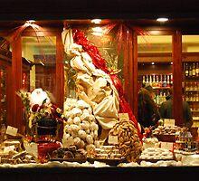 Christmas Goodies in Siena-Tuscany by Deborah Downes