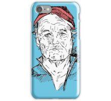 Zissou, in colour.  iPhone Case/Skin