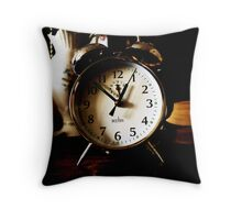 From a time gone by... Throw Pillow