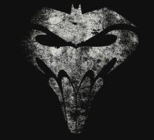 BatSkull - Punisher/Batman Mashup (Mega Grunge) by PPWGD