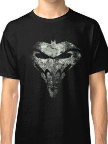BatSkull - Punisher/Batman Mashup (Mega Grunge) Classic T-Shirt