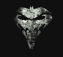 BatSkull - Punisher/Batman Mashup (Mega Grunge) Unisex T-Shirt