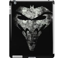 BatSkull - Punisher/Batman Mashup (Mega Grunge) iPad Case/Skin