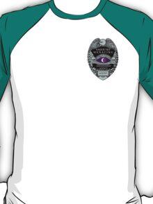 Vague Yet Menacing Agent T-Shirt