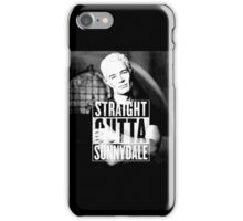 Spike - Straight Outta Sunnydale 2 iPhone Case/Skin