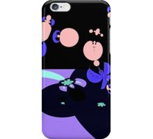 Rubber Baby Buggy Bumpers iPhone Case/Skin