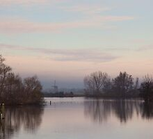 Quiet  Morning by AnnieSnel