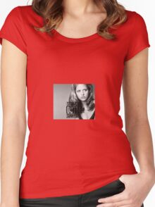 Buffy - Straight Outta Sunnydale Women's Fitted Scoop T-Shirt