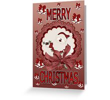 Merry Christmas 02 Greeting Card