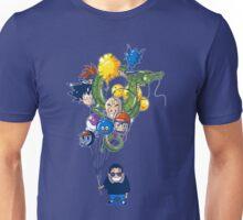 Toriyama baloons Unisex T-Shirt