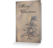 Joy Love Noel Greeting Card