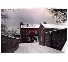 Ship Inn Sewerby Bridlington Poster