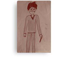 Harry Potter Canvas Print