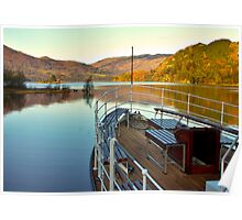 I am Sailing (Ullswater) Poster
