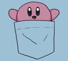 Pocket Kirby Baby Tee
