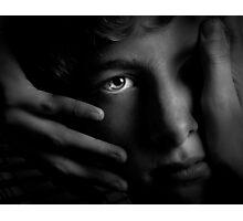 Portrait stunning eye Photographic Print