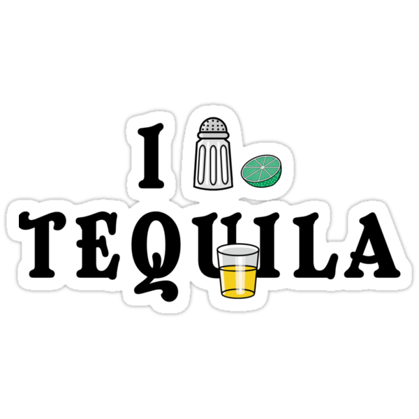 "Cinco de Mayo ""I Love Tequila"" by HolidayT-Shirts"