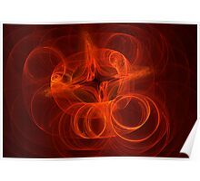 Black Hole Tubes Poster