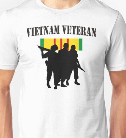 Vietnam Veteran T-Shirt Unisex T-Shirt