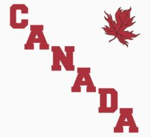 Canada Maple Leaf Kids Clothes