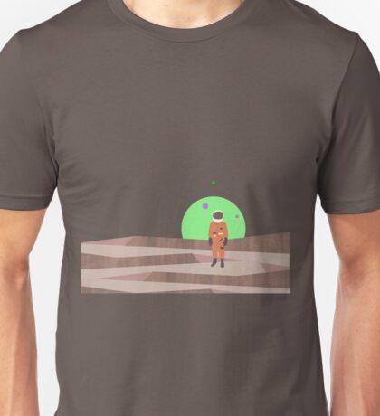 Marooned Astronaut (alone 2015) Unisex T-Shirt