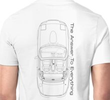The Answer is Always MX5 Unisex T-Shirt