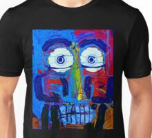 2 Guys Face Unisex T-Shirt