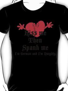 Funny German T-Shirt T-Shirt