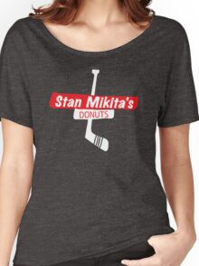 Stan Mikita's Donuts Women's Relaxed Fit T-Shirt