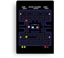 Pac-Man or Pacman Canvas Print