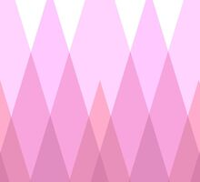 MOUNTAIN COLLECTION PINK BY REUN by reun