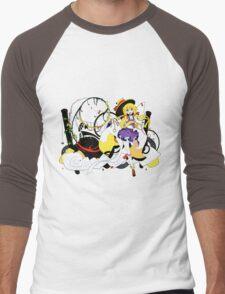 Touhou - Suwako Moriya Men's Baseball ¾ T-Shirt