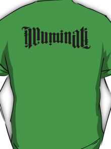 illuminati ambigram T-Shirt