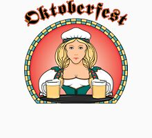 Oktoberfest Womens Fitted T-Shirt