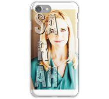 Sarah Michelle Gellar iPhone Case/Skin