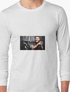 Dvid Boreanaz Long Sleeve T-Shirt