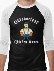 Oktoberfest Chicken Dance Men's Baseball ¾ T-Shirt