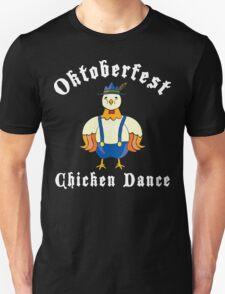 Oktoberfest Chicken Dance Unisex T-Shirt