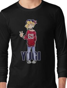 Yugi Swag! Long Sleeve T-Shirt