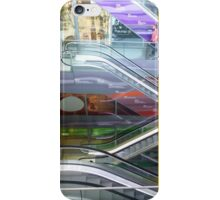 The markethall - three points of view iPhone Case/Skin