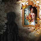 Autumn Bride Reflection by Maggie Lowe