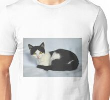 Mrs. Female Kitty  Unisex T-Shirt