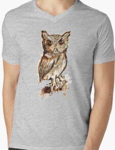 I am the Owl Mens V-Neck T-Shirt