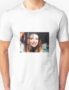 Amber Benson Unisex T-Shirt